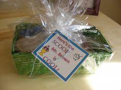 Ice Cream Teacher Appreciation Gift