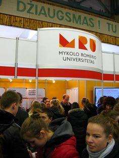 Kaunas Education Fair, January, 2013  Photo by Gintarė Paražinskaitė