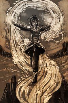 LOK: Avatar Korra by Boogol.deviantart.com on @deviantART