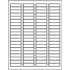 free avery template for microsoft word return address labels