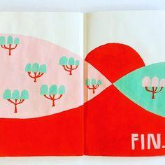 Sketchbook Spread by Lisa Congdon