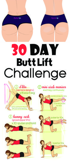 30 Tage Brazilian Butt Challenge 30 T. - - 30 Tage Brazilian Butt Challenge 30 T… fat BURN ING workout 30 Tage Brazilian Butt Challenge 30 Tage Brazilian Butt Challenge Fitness Workouts, Fitness Motivation, Butt Workouts, Yoga Fitness, Fitness Goals, Kids Fitness, Exercise Workouts, 30 Day Fitness, Fitness Hacks