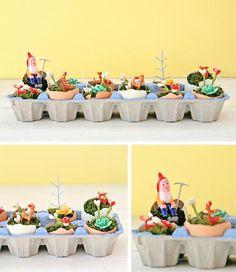1000 images about cartones de huevos manualidades on - Manualidades en carton ...