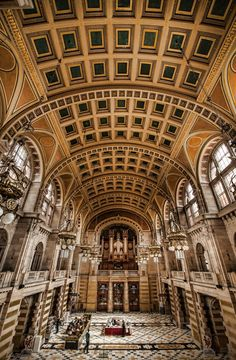 Glasgow Art Gallery by WilsonAxpe /  Scott Wilson on 500px