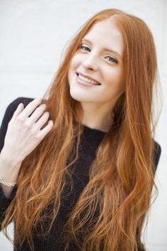 Random Value via Mirna onto Beautiful Redheads