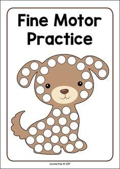 Pets Preschool Centers Pets Preschool and Kindergarten Centers. Teaching Activities, Motor Activities, Preschool Activities, Preschool At Home, Preschool Crafts, Pet Theme Preschool, Class Pet, Do A Dot, Kindergarten Centers