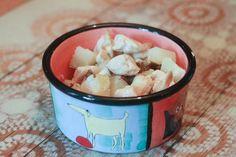 Receita caseira de comida para cachorros com insuficiência renal