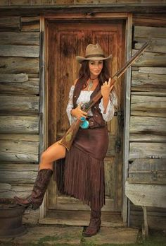 Wild Instincts Long Fringed Skirt – Cowgirl Kim