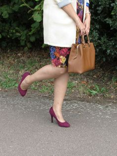 berry heels