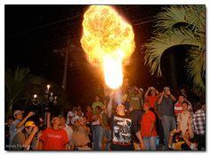 Nejapa, El Salvador, for Las Bolas de Fuego. Just kinda seems like fun :3