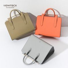 Viewinbox Fashion Spring/Summer Leather Handbag 2017