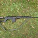 SVD Dragunov,manuální,verze 2015,M190 full upgrade: Prodávám SVD Dragunov[A&K] ve full upgradu s M190 bez optiky!,zbraň byla na 3 třech akcích z toho bylo vystříleno približně 6 zásobníků.Díly ve zbrani: pružina M190,centrovací kroužek[Airsoftpro],píst s ocelovým kroužkem[A&K],ocelový záchyt pístu[A&K],Hop-up komora[A&K],hlaveň pochromovaná 6,03[SRC],ocelová základna hlavně[Airsoftpro],hop-up gumička[AimTop]+plus ke zbrani jeden zásobník a původní…
