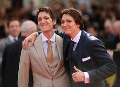 Oliver & James Phelps aka the Twins