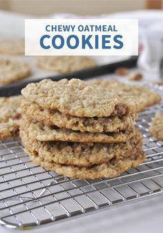 When your kids see that you've made these Chewy Oatmeal Cookies with Rice Krispies® cereal for their after-school snack, they'll be nothing but smiles. With a classic flavor combination, we don't blame them!