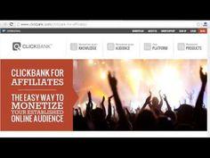 http://www.tutorialesonline.info/como-crear-una-cuenta-en-clickbank-2013/ Clickbank acaba de lanzar la versión 2013 de su plataforma la cual ofrece varias herramientas para los dueños de productos (vendedores) y af...
