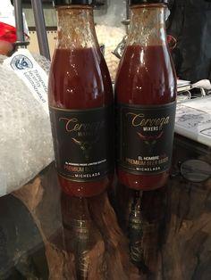 Cerveza Mixers (@CervezaMixers) | Twitter  Cerveza Mixers @CervezaMixers  Aug 27 .@VirginAmerica we 😍 u! Thanx 4 taking care of limited Ed proto #pride bottles, ✅safety, & pass taste test 😎 lol🎉