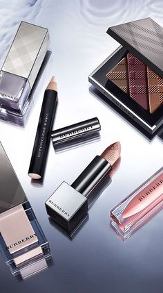 Beauty News – Introducing Spring Storms and The Burberry Beauty Box - Burberry Beauty Box, Burberry Makeup, Makeup Goals, Makeup Tips, Beauty Makeup, Face Makeup, Make Up Collection, L'oréal Paris, Makeup Brands