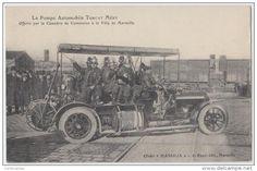 Les Pompiers - Pompe Automobile Turcot-Mery