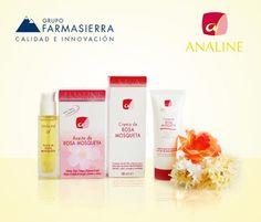 Roza la perfección en tu piel con este completo pack de Aceite y Crema de Rosa Mosqueta para tu rostro $27.1€