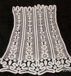 Давайте свяжем шикарное платье из ДУПЛЕТА.
