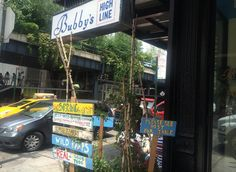 Bubby´s High Line fica na Gansevoort St com a Washington St e o de Tribeca fica na Hudson St com N Moore St