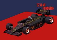 F1 Paper Model - Lotus 98T Ver.2 Paper Car Free Template Download - http://www.papercraftsquare.com/f1-paper-model-lotus-98t-ver-2-paper-car-free-template-download.html#Car, #F1, #F1PaperModel, #FormulaOne, #Lotus, #Lotus98, #Lotus98T, #PaperCar