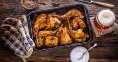 Pečený králik na pive - dôkladná príprava krok za krokom. Recept patrí medzi tie najobľúbenejšie. Celý postup nájdete na online kuchárke RECEPTY.sk.