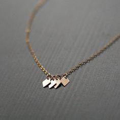 Pretty diamond shapes.