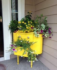 used drawers planting 3