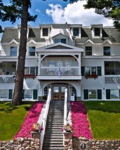 Mirror Lake Inn Resort & Spa - Lake Placid, New York #Jetsetter