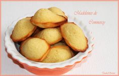 Madeleines de Commercy traditionnelles