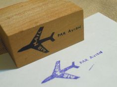 Airmail stamp 27