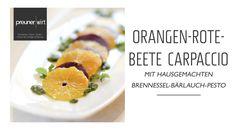 Lecker #Marioschiller #preunerwirt #Austria Pesto, Orange, Cantaloupe, Mario, Fruit, Cooking, How To Make, Food, Home Made