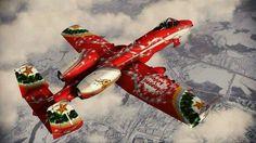 Ho ho ho, screw the coal, Santa has some depleted uranium for bad little boys.