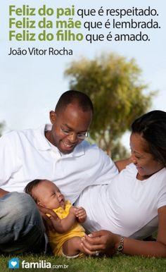 Familia.com.br | Como #melhorar o #relacionamento com o seu #pai. #Paternidade #Amor