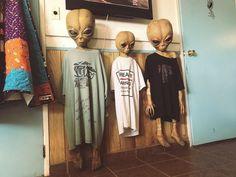 the aliens just woke up & want breakfast