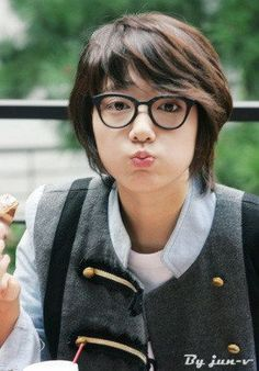 I loved Shin Hye as Go Mi Nam in You're Beautiful!!