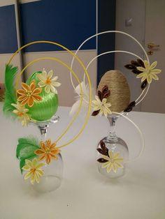 Crochet Basket Easter Projects Ideas For 2019 Egg Crafts, Easter Crafts, Christmas Crafts, Diy And Crafts, Crafts For Kids, Holiday Baskets, Easter Baskets, Easter Flower Arrangements, Diy Y Manualidades