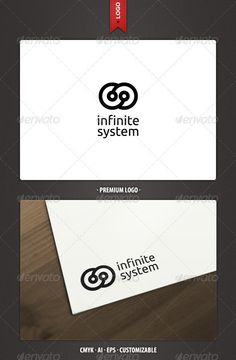 Infinite System Logo Template  #GraphicRiver         InfiniteSystem: it isa logo thatcan be used bytechnology companies,manufacturers oftechnology products,software development companiesand applications,among other uses.its design is verysimple andis easy toconfigure.Readyto print.     Customizable 100%   CMYK    AI – EPS    Font used Ubuntu      Created: 31May12 GraphicsFilesIncluded: VectorEPS #AIIllustrator Layered: Yes MinimumAdobeCSVersion: CS Resolution: Resizable Tags…