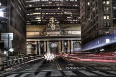 JuanPabloCrespo  Title: Gothamizing New York City Class: Digital Photography 2 Camera & lens: Canon EOS 6D, with 24-105 mm Lens - @60mm Exposure: ISO 400, F20, 3.2 secs.;HDR with Photomatix