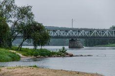 Bridge in Rovaniemi, Finland Landscape Pictures, Finland, Bridge, Scenery Paintings, Landscape Photos, Bridges, Attic, Bro