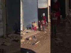 Türk Beklenendir El Bab Sokakları