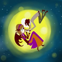 Fly with me by Noroky.deviantart.com Deviantart, Illustrations