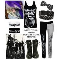 motionless in white outfits - Bing Images