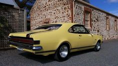Warwick yellow HK Aussie Muscle Cars, General Motors, Motocross, Old School, Wheels, Ford, Icons, Yellow, American