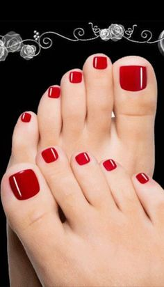 Ok, these might be perfect toes!