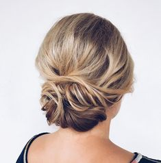 Beautiful Wedding Updos For Any Bride Looking For A Unique Style - Fabmood | Wedding Colors, Wedding Themes, Wedding color palettes