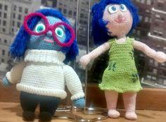Inside out al crochet