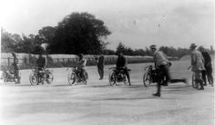 Brooklands 500cc 1 hour race, 29th May 1920