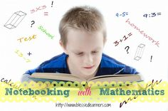 Notebooking in Mathematics is not impossible to do. It will give more highlight for learners to get deeper with mathematics concepts.